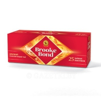 "Чай ""Brooke Bond"" черный, 25 пак"