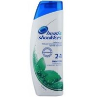 HEAD & SHOULDERS Шампунь 2в1, 400мл