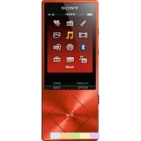 MP3 плеер Sony NW-A25HN 16GB Red