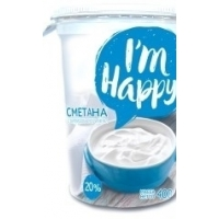 Биосметана Im Happy, 400 г