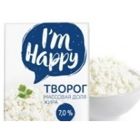 Творог Im Happy, 200 г