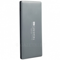 CANYON CNS-TPBP5DG Lithium Polymer Battery 5000mAh темно-серый