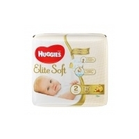 Подгузники Huggies Elite Soft Small 2 (3-6 кг) (27 шт)