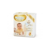 Подгузники Huggies Elite Soft Small 3 (5-9 кг) (21 шт)