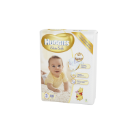 Подгузники Huggies Elite Soft Mega 3 (5-9 кг) (80 шт)