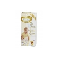 Подгузники Huggies Elite Soft Mega 5 (12-22 кг) (56 шт)