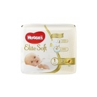Подгузники Huggies Elite Soft Small 1 (до 5 кг) (27 шт)