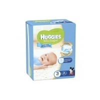 Подгузники Huggies Ultra Comfort Small Boy 3 (5-9 кг) 21 шт