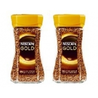 Кофе Nescafe Gold сублим, 95г