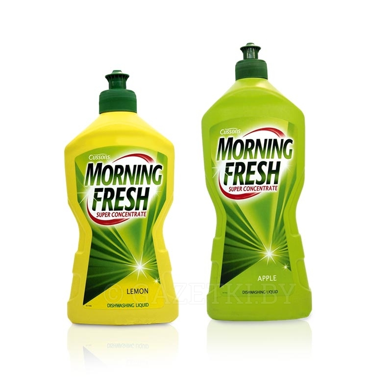 Morning fresh средство для мытья посуды