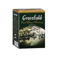 Чай Greenfield Earl Grey Fantasy черн., 100 г