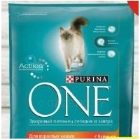 Корм Purina One, 750г