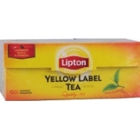 (1+1) Чай Lipton Yellow label 50 пак.