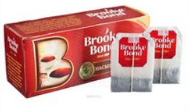 "Чай ""Brooke Bond"" черный, 25 пак."