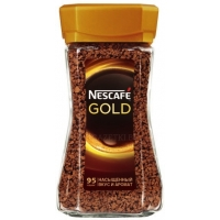 "Кофе ""Nescafe"" Gold, 190 г"