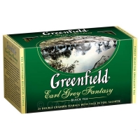 "Чай ""Greenfield"" Earl Grey Fantasy, 25 пак"