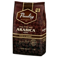 Кофе Paulig ARABICA DARK 1 кг