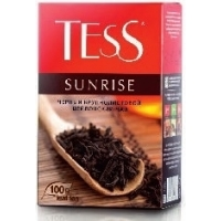 Чай Tess Sunrise черный, 100 г