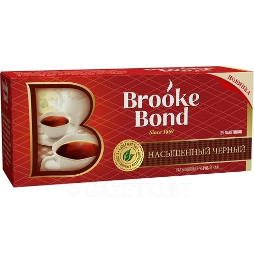 Чай Brooke Bond, 25 пак