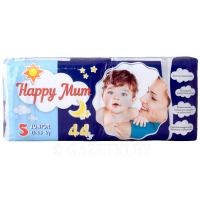 Подгузники «Happy Mum» 5, 12-25 кг, 44 шт.