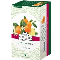 "Чай ""Ahmad Tea"" Citrus Passion 20 пак."