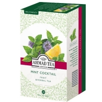 "Чай ""Ahmad Tea"" Mint Cocktail 20 пак."