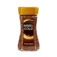 Кофе Nescafe Gold растворимый, 95 г