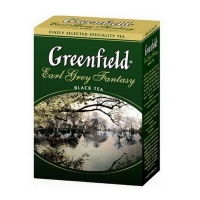 "Чай ""Greenfield"" Earl Grey Fantasy, 100 г"