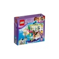 Конструктор Сёрф-станция LEGO Friends 186 дет.