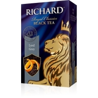 Чай Richard Lord Grey чёрный 90 г