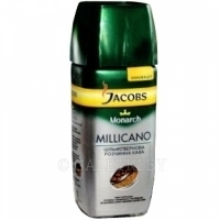 (1+1) Кофе Jacobs Monarch Millicano раст., 95г