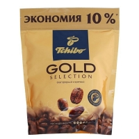 Кофе Tchibo Gold Selection 75 г