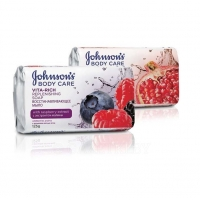 JOHNSON'S Body Care Vita Rich Мыло твердое, 125 г