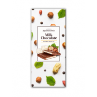 1+1 Шоколад Milk Chocolate nougat, 85г