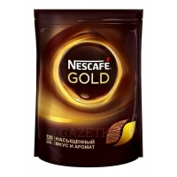 Кофе Nescafe Gold раств., 250 г