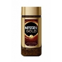Кофе растворимый Nescafe Gold натур.сублим.ст/б 95г9