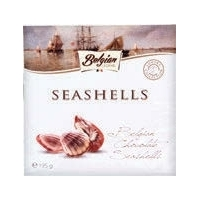 Конфеты Belgian Legend Seashells, 195 г