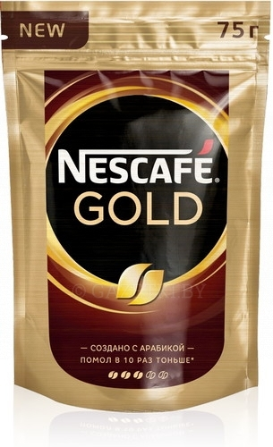1+1 Кофе Nescafe Gold 75 г