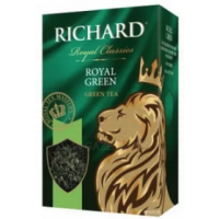 Чай Richard Royal Green, 90г