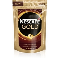 Кофе Nescafe Gold раств. 250 г
