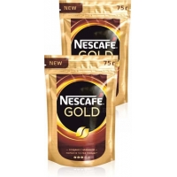 Кофе Nescafe Gold раств. 75 г