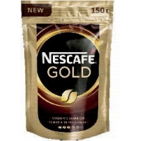 Кофе Nescafe Gold раств. 150 г