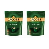 Кофе Jacobs Monarch натур. растворимый 130г