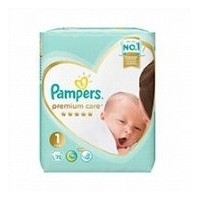 Подгузники Pampers Premium care mini (4-8 кг), 66 шт.