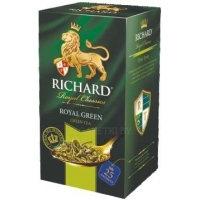 1+1 Чай Richard Royal Green 25 пак.