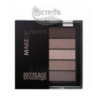 Тени для век LUXVISAGE Make up palette, тон 06