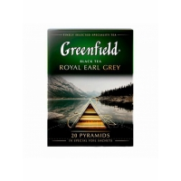 Чай Greenfield Royal earl grey 20 пир.
