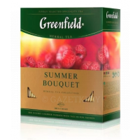 Чай Greenfield Summer Bouquet 100 пак