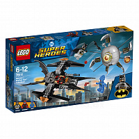 Конструктор Batman: Brother Eye Takedown LEGO Super Heroes 269 дет.