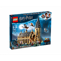 Конструктор Большой зал Хогвартса LEGO Harry Potter 878 дет.